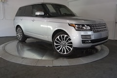 2016 Land Rover Range Rover 5.0L V8 Supercharged Autobiography SUV Miami