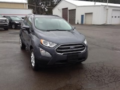 New 2018 Ford EcoSport SE Crossover I260 in Warren, PA