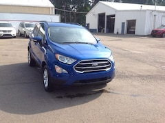New 2018 Ford EcoSport SE Crossover I430 in Warren, PA