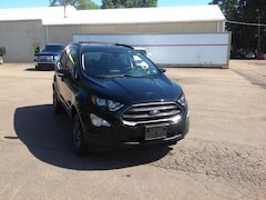 New 2018 Ford EcoSport SES Crossover I431 in Warren, PA