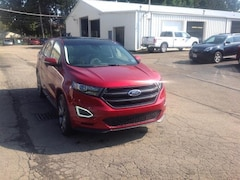 New 2017 Ford Edge Sport Crossover H704 in Warren, PA