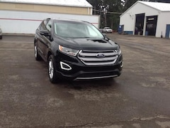 New 2018 Ford Edge SEL Crossover I191 in Warren, PA
