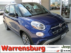 2018 FIAT 500L TREKKING Hatchback for sale in Warrensburg