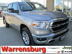 2019 Ram 1500 BIG HORN / LONE STAR CREW CAB 4X4 5'7 BOX Crew Cab for sale in Warrensburg