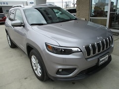 New 2019 Jeep Cherokee for sale in Warrensburg