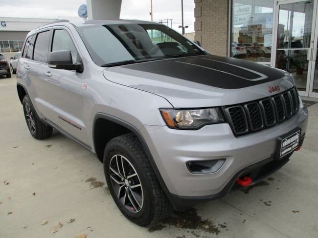 Used 2018 Jeep Grand Cherokee Trailhawk For Sale | Warrensburg MO | Stock:  P4172