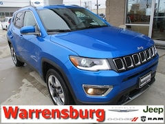 2018 Jeep Compass Limited SUV for sale in Warrensburg