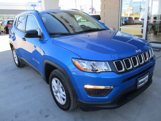 2019 New Jeep Compass SPORT FWD For Sale | Warrensburg MO | VIN