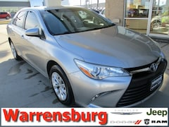 2015 Toyota Camry LE Sedan for sale in Warrensburg