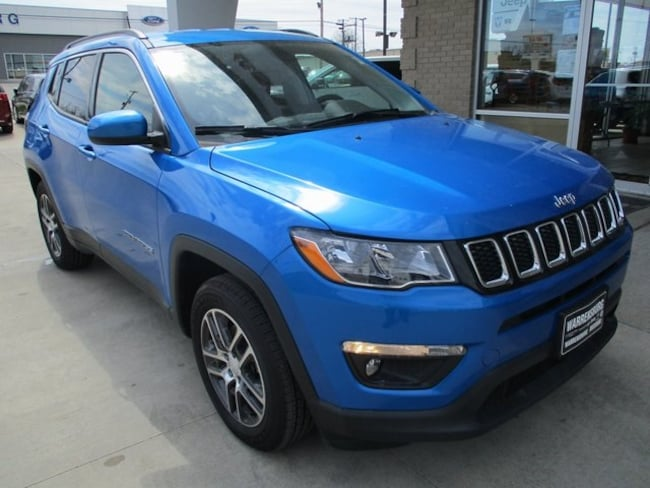 2019 New Jeep Compass LATITUDE FWD For Sale | Warrensburg MO | VIN