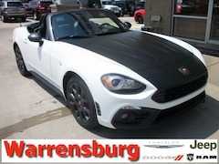 2018 FIAT 124 Spider ABARTH Convertible for sale in Warrensburg