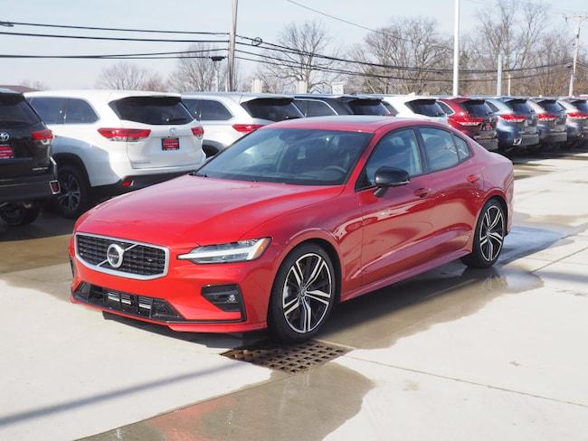 New 2019 Volvo S60 T6 R-Design Sedan in Warren, OH