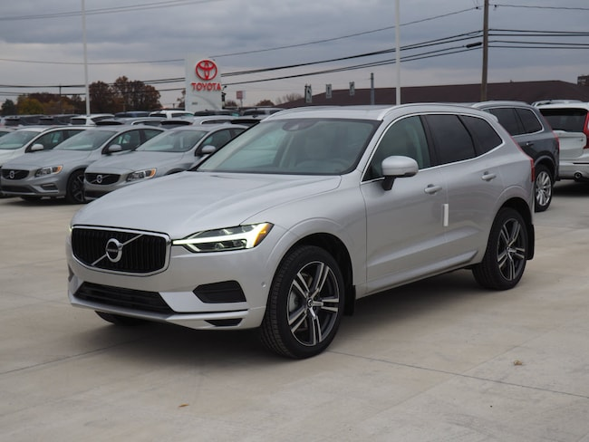 New 2019 Volvo XC60 T6 Momentum SUV in Warren, OH