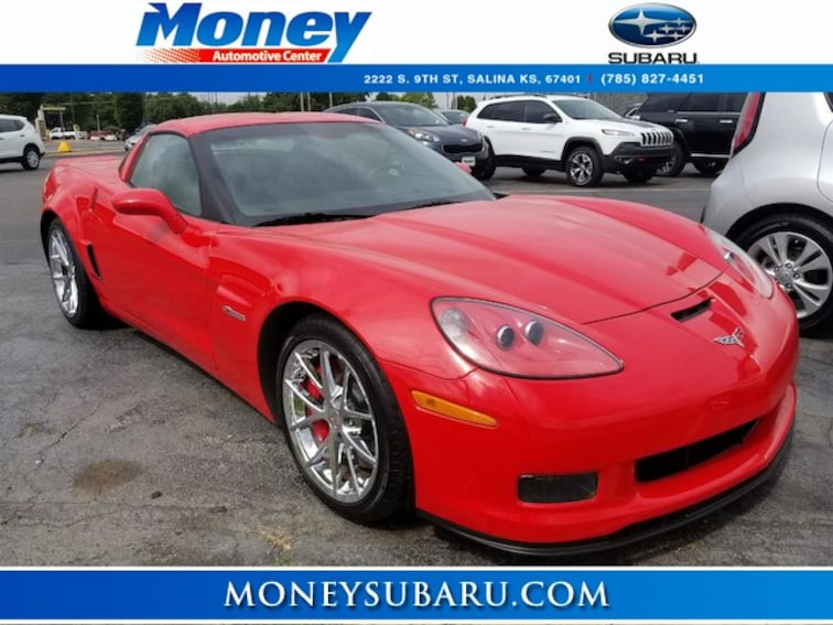 Used 2013 Chevrolet Corvette Z06 Hardtop Coupe for sale in Salina, KS