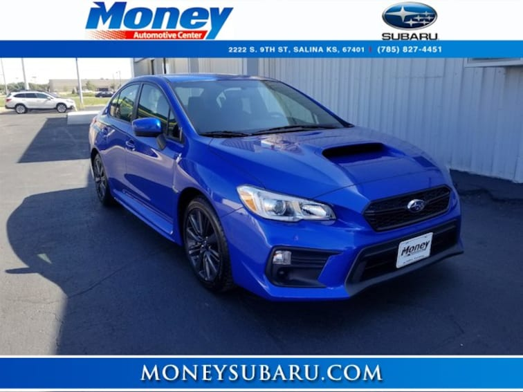 New 2019 Subaru WRX Sedan for sale in Salina, KS