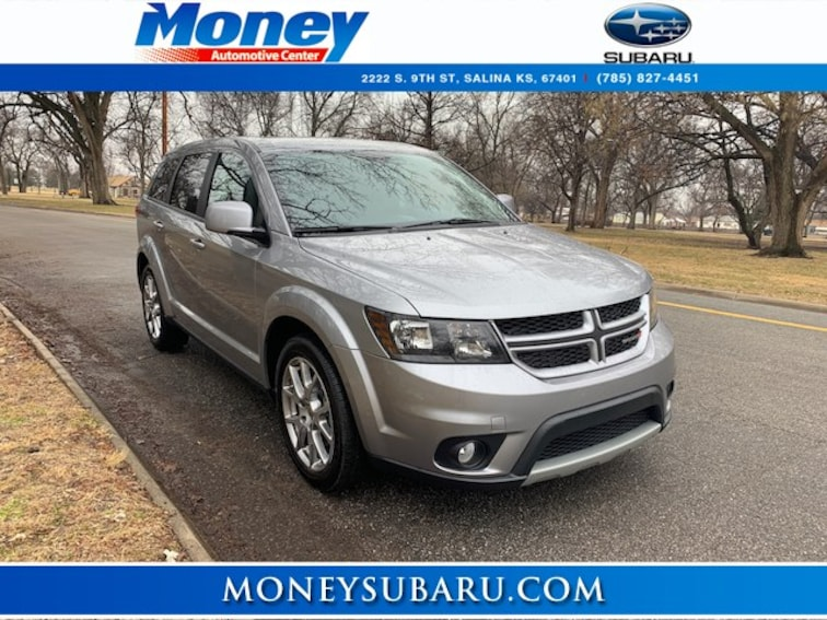 Used 2018 Dodge Journey GT SUV for sale in Salina, KS