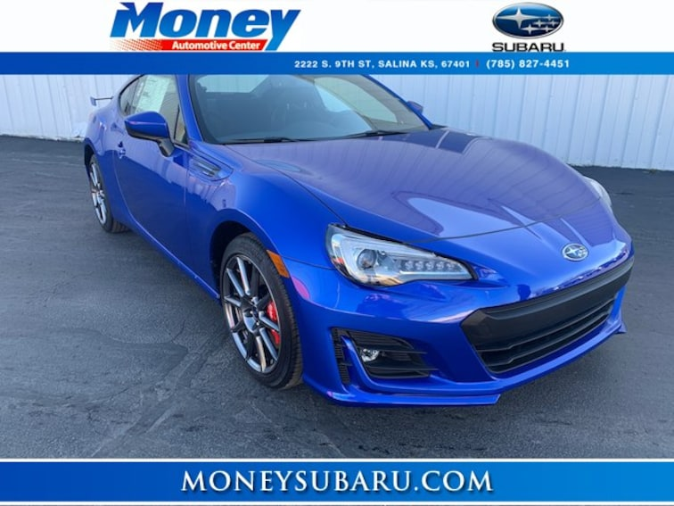 New 2019 Subaru BRZ Limited Coupe for sale in Salina, KS