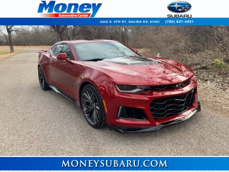 Used 2018 Chevrolet Camaro ZL1 Coupe for sale in Salina, KS