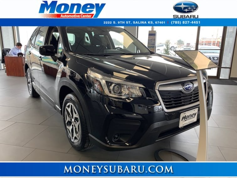 New 2019 Subaru Forester Premium SUV for sale in Salina, KS