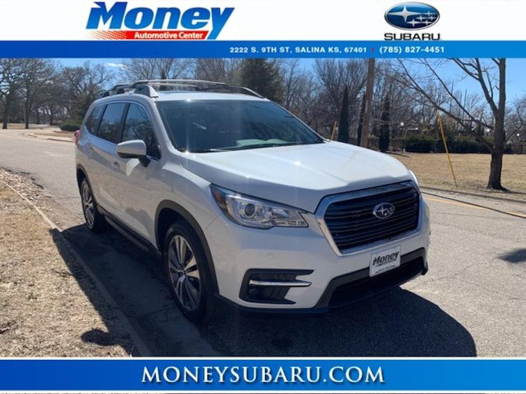 New 2019 Subaru Ascent Premium 8-Passenger SUV for sale in Salina, KS