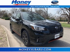 New 2019 Subaru Forester Sport SUV 19S237 for sale in Salina, KS