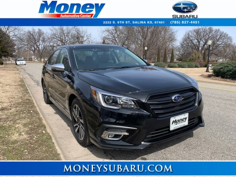 New 2019 Subaru Legacy 2.5i Sport Sedan for sale in Salina, KS