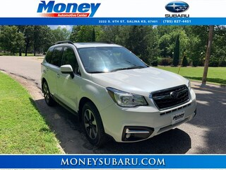 Used 2017 Subaru Forester 2.5i Limited SUV 9S320A for sale in Salina, KS