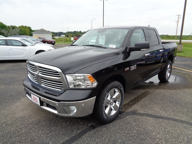 New 2018 Ram 1500 BIG HORN CREW CAB 4X4 5'7 BOX Crew Cab in Waseca, MN