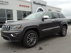 Used 2018 Jeep Grand Cherokee Limited RWD SUV in Greenville, NC