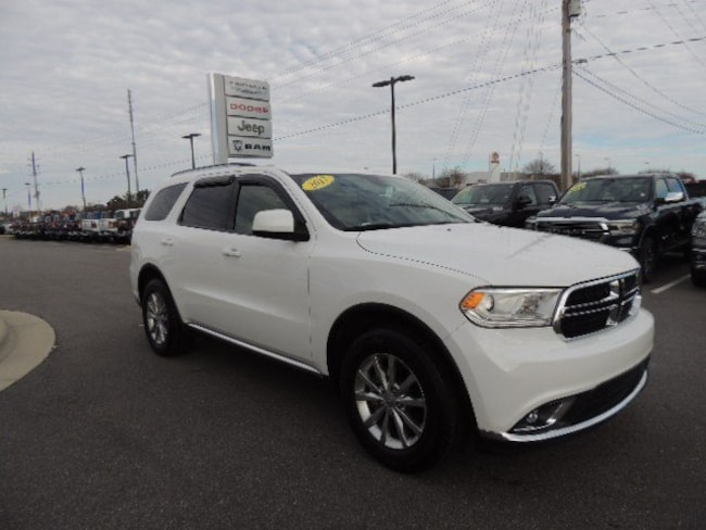 2017 Dodge Durango SXT SUV Greenville, NC