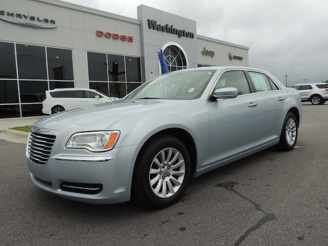 Pre-Owned 2013 Chrysler 300 Base Sedan for sale in Washington, NC