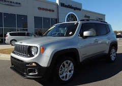 NEW 2018 Jeep Renegade LATITUDE 4X2 Sport Utility for sale in Washington, NC