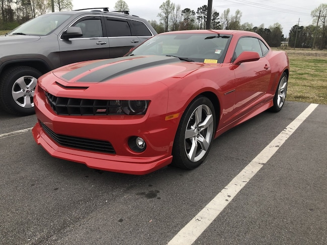 2010 Chevrolet Camaro 2SS Coupe Greenville, NC