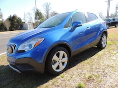 Used 2016 Buick Encore SUV in Greenville, NC