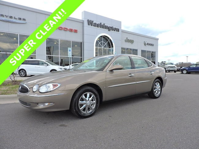Pre-Owned 2007 Buick LaCrosse CX Sedan for sale in Washington, NC