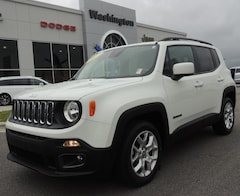 Used 2017 Jeep Renegade Latitude FWD SUV in Greenville, NC