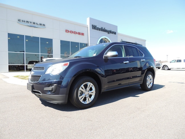 Pre-Owned 2015 Chevrolet Equinox LT w/1LT SUV for sale in Washington, NC