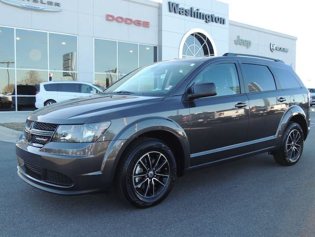 NEW 2018 Dodge Journey SE Sport Utility for sale in Washington, NC