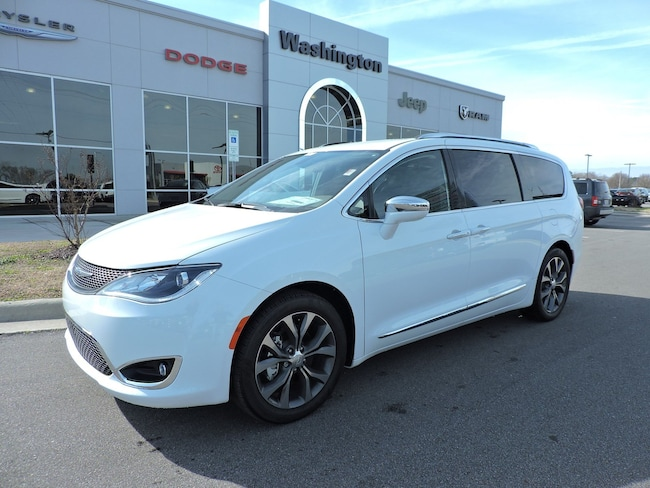 NEW 2018 Chrysler Pacifica LIMITED Passenger Van for sale in Washington, NC