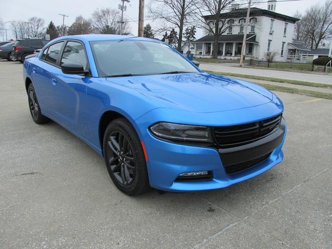 New  2019 Dodge Charger SXT AWD Sedan For Sale Washington, IN