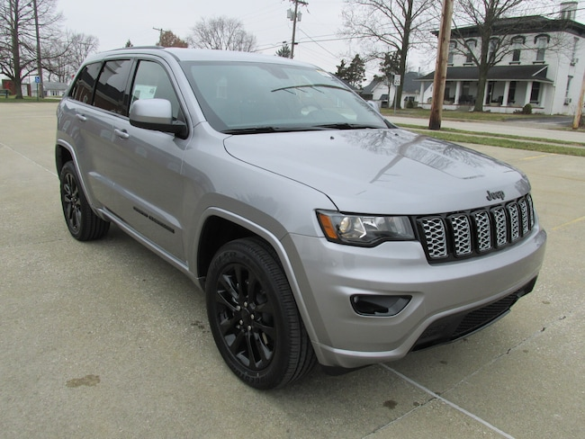 New  2019 Jeep Grand Cherokee ALTITUDE 4X4 SUV For Sale Washington, IN