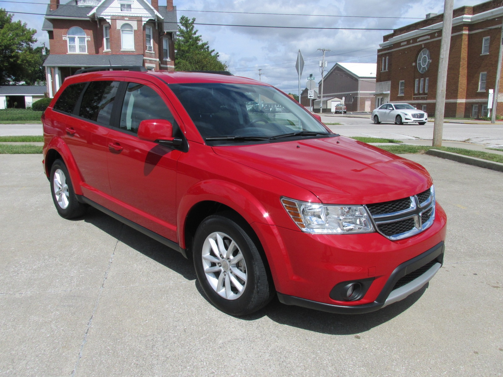 Used 2016 Dodge Journey SXT SUV for sale in Washington, IN