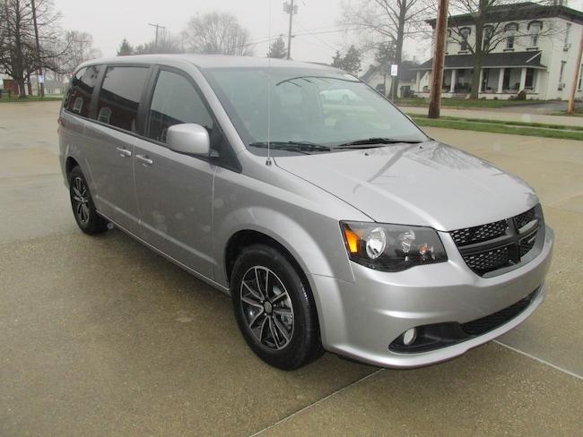 New  2018 Dodge Grand Caravan SE PLUS Passenger Van For Sale Washington, IN