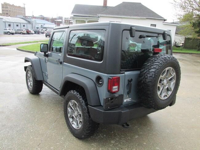 Used 2015 Jeep Wrangler Rubicon 4x4 For Sale in Washington IN | Stock# 67311