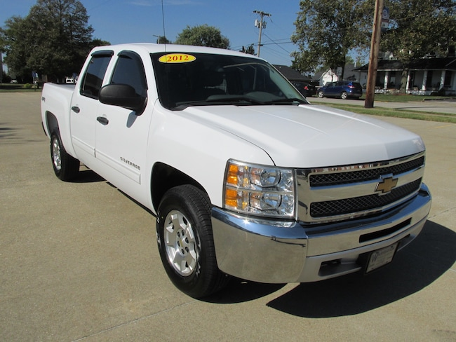 used 2012 chevrolet silverado 1500 lt for sale washington in stock 67029. Black Bedroom Furniture Sets. Home Design Ideas