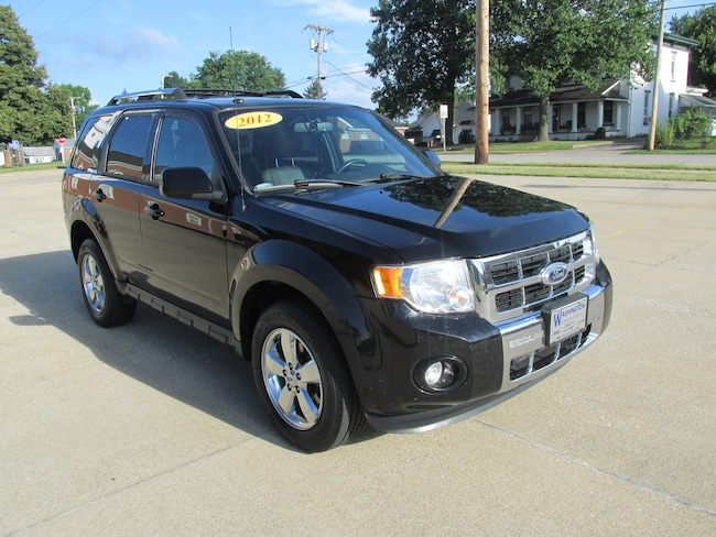 used 2012 ford escape limited for sale | washington in | stock# 67394
