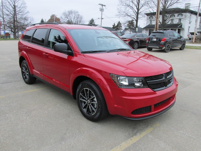 New  2018 Dodge Journey SE Sport Utility For Sale Washington, IN