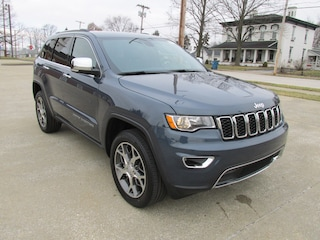 New 2019 Jeep Grand Cherokee LIMITED 4X4 Sport Utility for sale in Washington, IN
