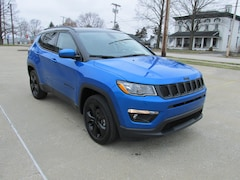 New 2019 Jeep Compass ALTITUDE 4X4 Sport Utility for sale in Washington, IN