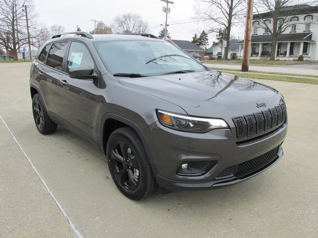 New  2019 Jeep Cherokee ALTITUDE 4X4 Sport Utility For Sale Washington, IN